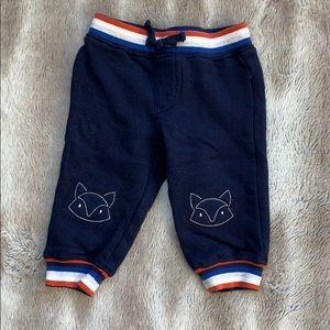 👶🏼 6-12M Gymboree Jogger pants 👶🏼